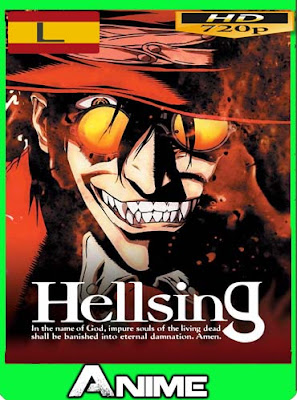 Hellsing Ultimate [10/10] latino HD [720P] [GoogleDrive] RijoHD
