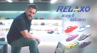 relaxo-launches-new-ad-campaign-#mazbootibemisaal-with-salman-khan