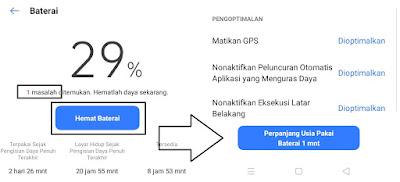Hemat Baterai Realme UI