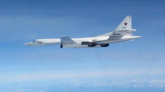 Bombarderos rusos detectados cerca de fronteras de EEUU y Canadá