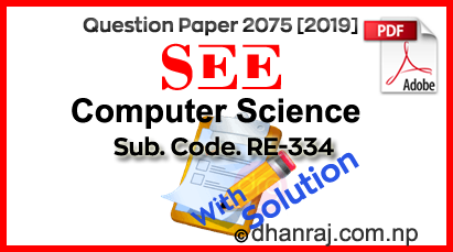 SEE-Solved-Question-Paper-Of-Optional-II-Computer-Science-2075-2019-RE-334