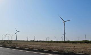 Windmills of Gujarat