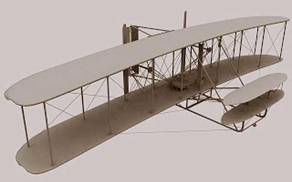 Perjalanan pesawat terbang dari awal mula terciptanya hingga sampai ke bentuk yang sekara Sejarah Awal Mula Pesawat Terbang