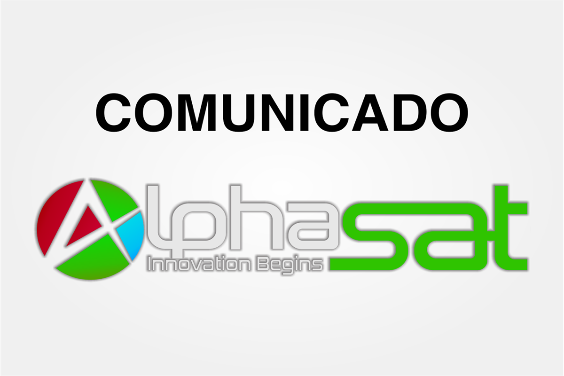 Comunicado Alphasat sobre o IKS - 10/03/2021