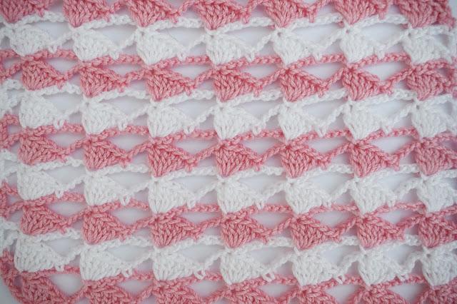 2 - Crochet Imagen Puntada a crochet de verano para blusas ganchillo por Majovel Crochet