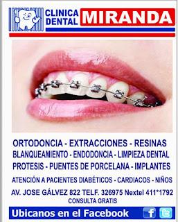 Clínica Dental Miranda
