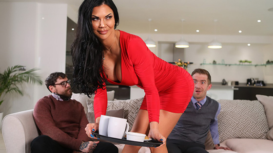 [RealWifeStories] Jasmine Jae (His Best Friends Bedding / 08.21.2020)