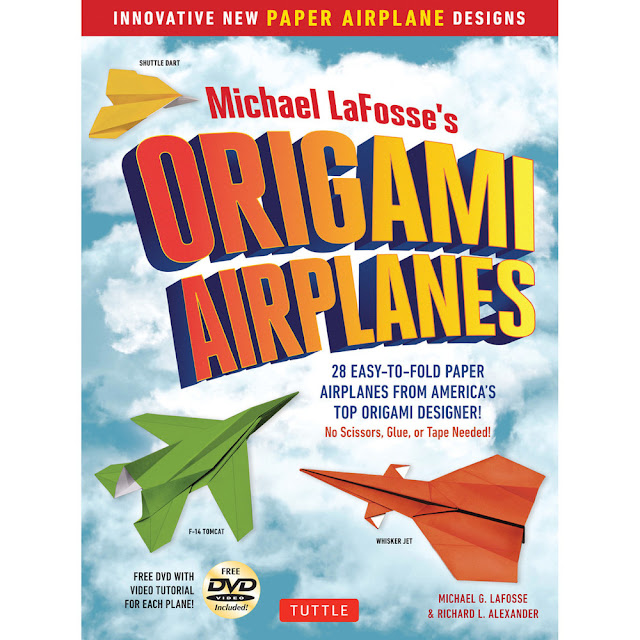 http://www.tuttlepublishing.com/origami-crafts/michael-lafosses-origami-airplanes-paperback-with-dvd