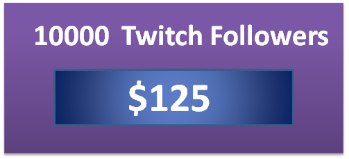 10000 buy real twitch viewers, get twitch followers