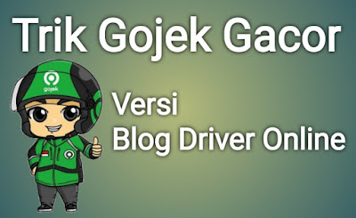 Trik Gojek Gacor