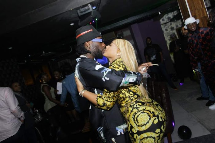 """Stefflon Don reacts to allegation that Burna Boy is cheating on her with a """"bootylicious"""" side chic"""