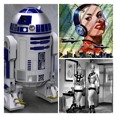 A Quiet Nerdy Thing : 30 Days of Star Wars: Creating my R2-D2 Costume: Part One