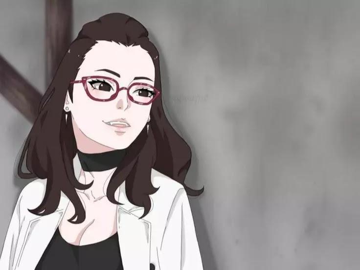 Mengenal Akita Inuzuka, Asisten Katasuke di Manga Boruto