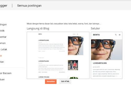 Cara mengatur ukuran font komentar di blogspot dengan mudah