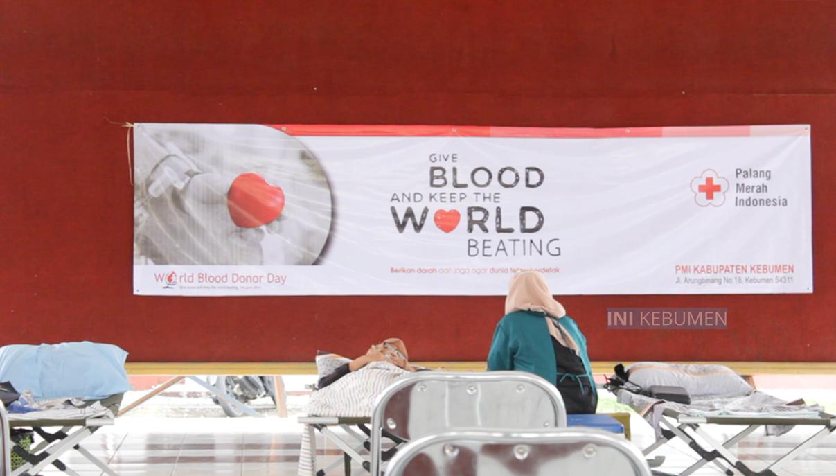 Wow, Ternyata Sekali Donor Darah Bisa Membakar 600 Kalori