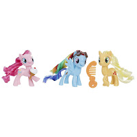 My Little Pony Equestria Friends Brushable Set 1