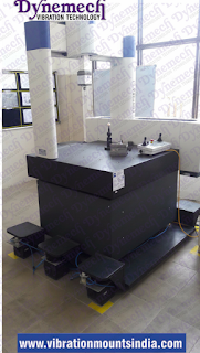 Vibration Isolation Treatments for Coordinate Measuring Machines