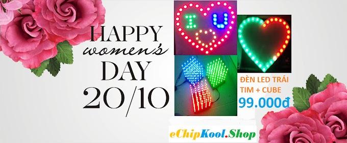 HAPPY WOMEN's DAY 2016 - CLEAR 50 BỘ COMBO 99k