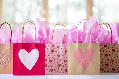 Bolsas de bienvenida para los invitados