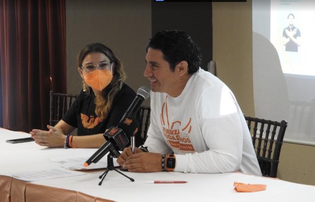 """Presenta David Castro el proyecto """"La Fuerza de los Ciudadanos"""""""
