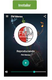 https://play.google.com/store/apps/details?id=com.fmmensu.radio&hl=es_AR