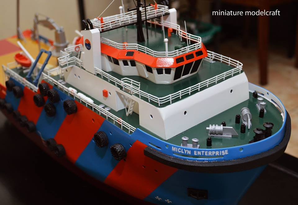 pembuat miniatur kapal miclyn enterprise meo group miclyn express offshore singapore berpengalaman
