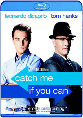 Catch Me If You Can 2002 BDRip 450Mb Hindi Dual Audio 480p Watch Online Full Movie Download bolly4u