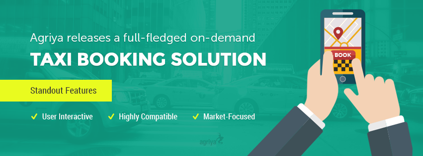 Agriya's New Taxi Booking Solution