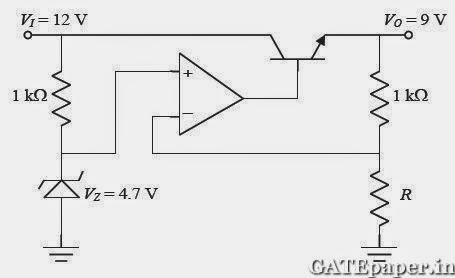 Previous Gate Questions On Voltage on watts regulator