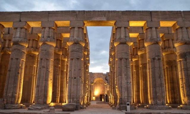 """الأقصر""""مدينة الحضارة"""" وأهم المعالم الأثرية بها"""