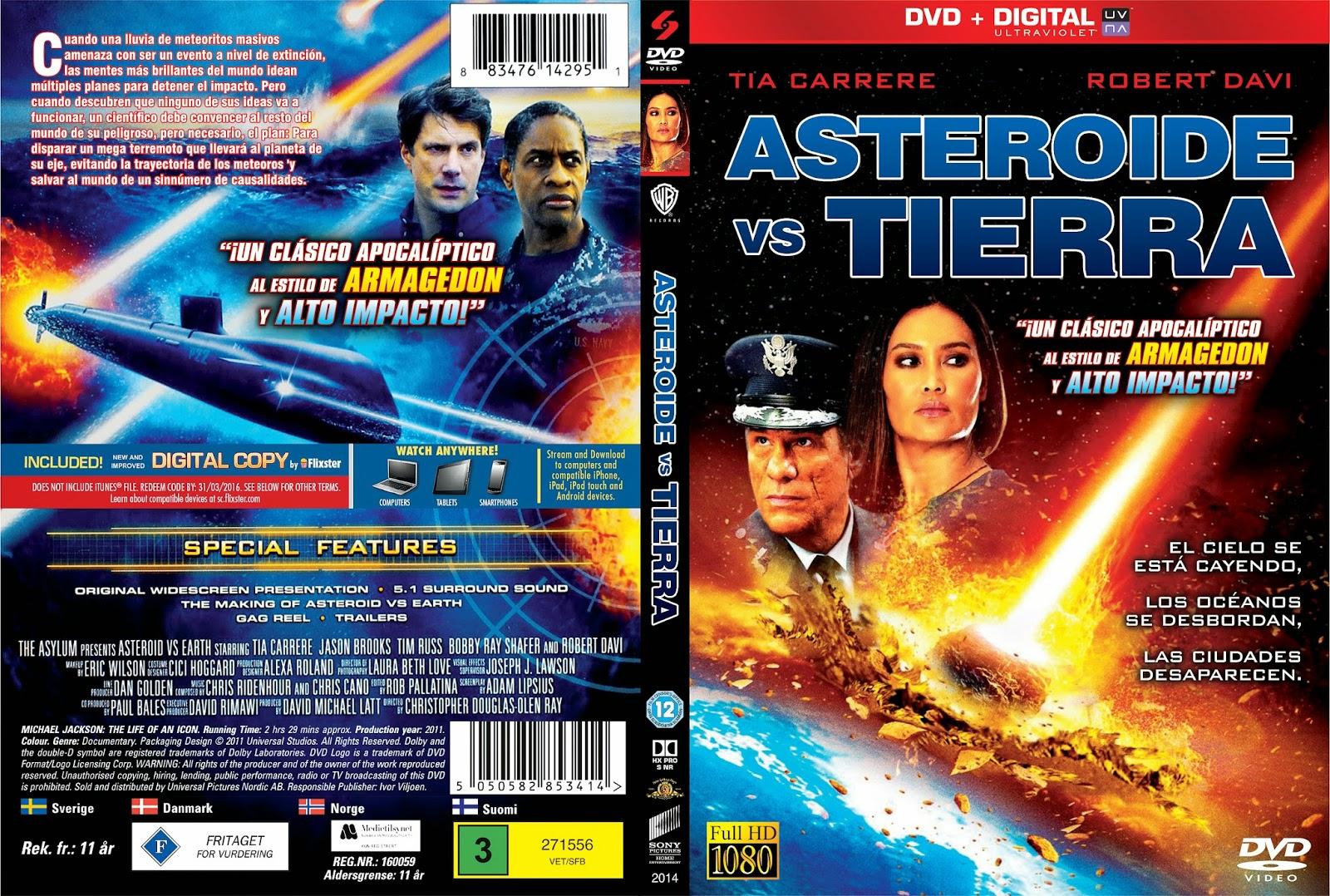 asteroid vs earth dvd - photo #2