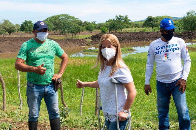 Rehabilitan 530 reservorios de agua: Atlántico se prepara para la temporada de sequía