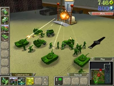 Army Men II PC Game