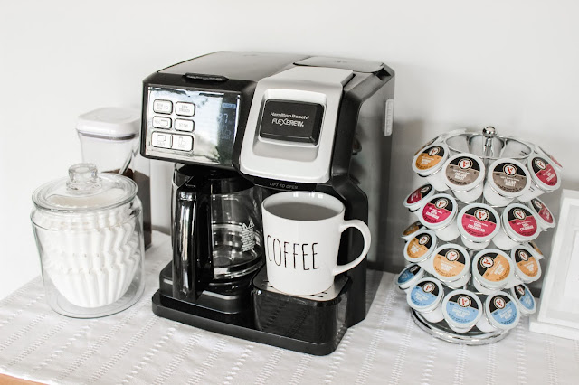 Coffee Bar K Cup Carousel