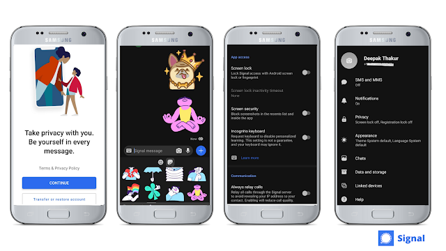 15 Best Messenger app for android free download on Google Play