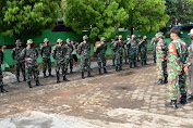 Pasukan Mulai Berdatangan ke Lokasi TMMD Jatiwarno