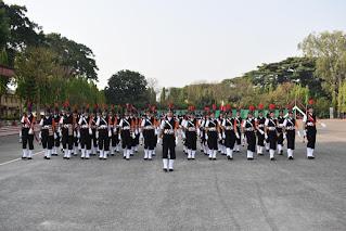 महिला सैन्य पुलिस का पहला बैच भारतीय सेना में शामिल
