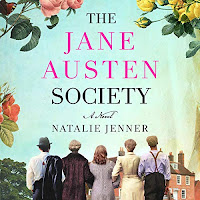 Audio book cover: The Jane Austen Society by Natalie Jenner