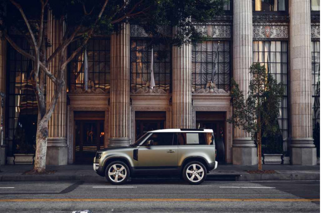 2020 Land Rover Defender Preview