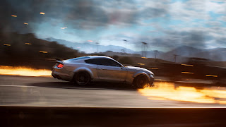 Mustang GT NFS Payback Wallpaper