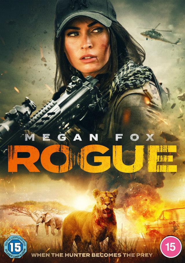 rogue megan fox dvd