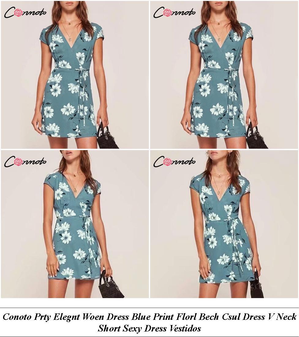 Party Dresses - Dress Sale Clearance - A Line Dress - Cheap Designer Clothes Womens