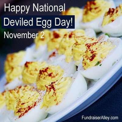 National Deviled Egg Day Wishes For Facebook