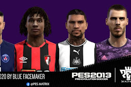 New Facepack May 2020 - PES 2013