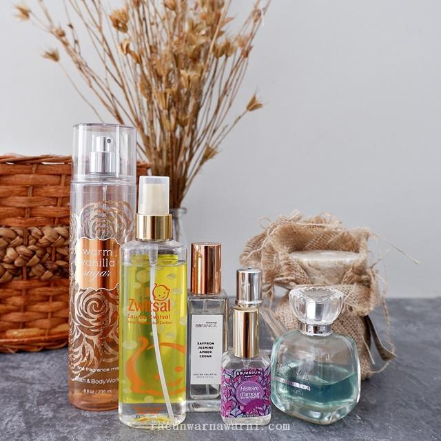 7 Rekomendasi Parfum Wanita Murah Enak dan Awet