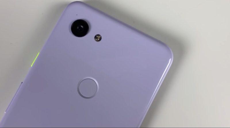 Googel Pixel 3 Lite
