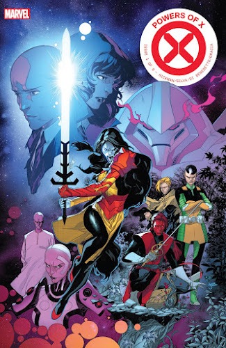 Download All Powers of X (2019) All Comics By Marvel