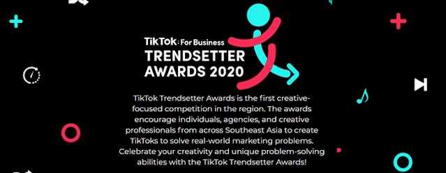 TikTok Trendsetter creative competition