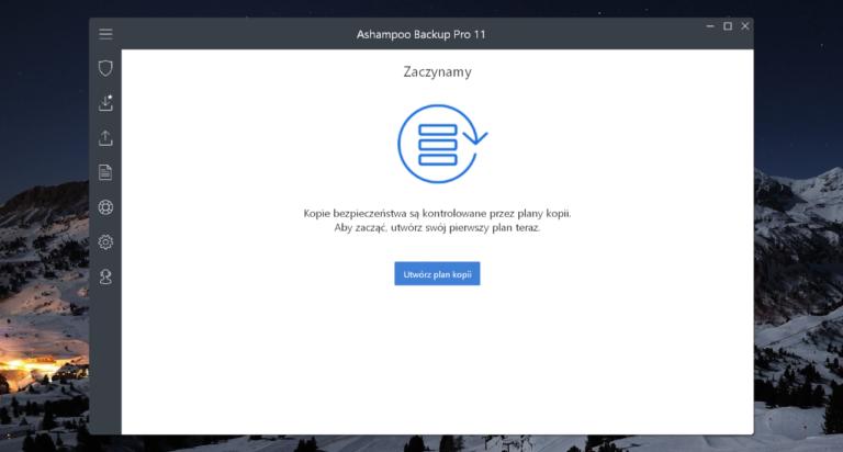 Ashampoo Backup Pro 15.03.2 - Sao lưu dữ liệu cho máy tính