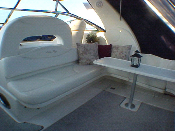Options for Marine Boat Deck Carpet Replacement | My Boat Life